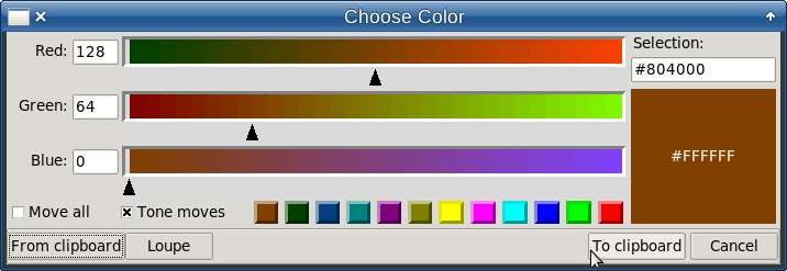 Tk color picker a bit modified